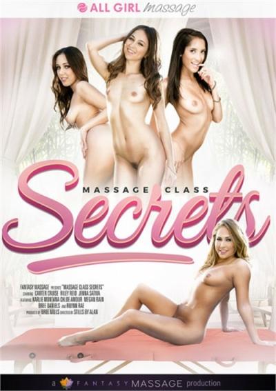Screenshots: Massage Class Secrets